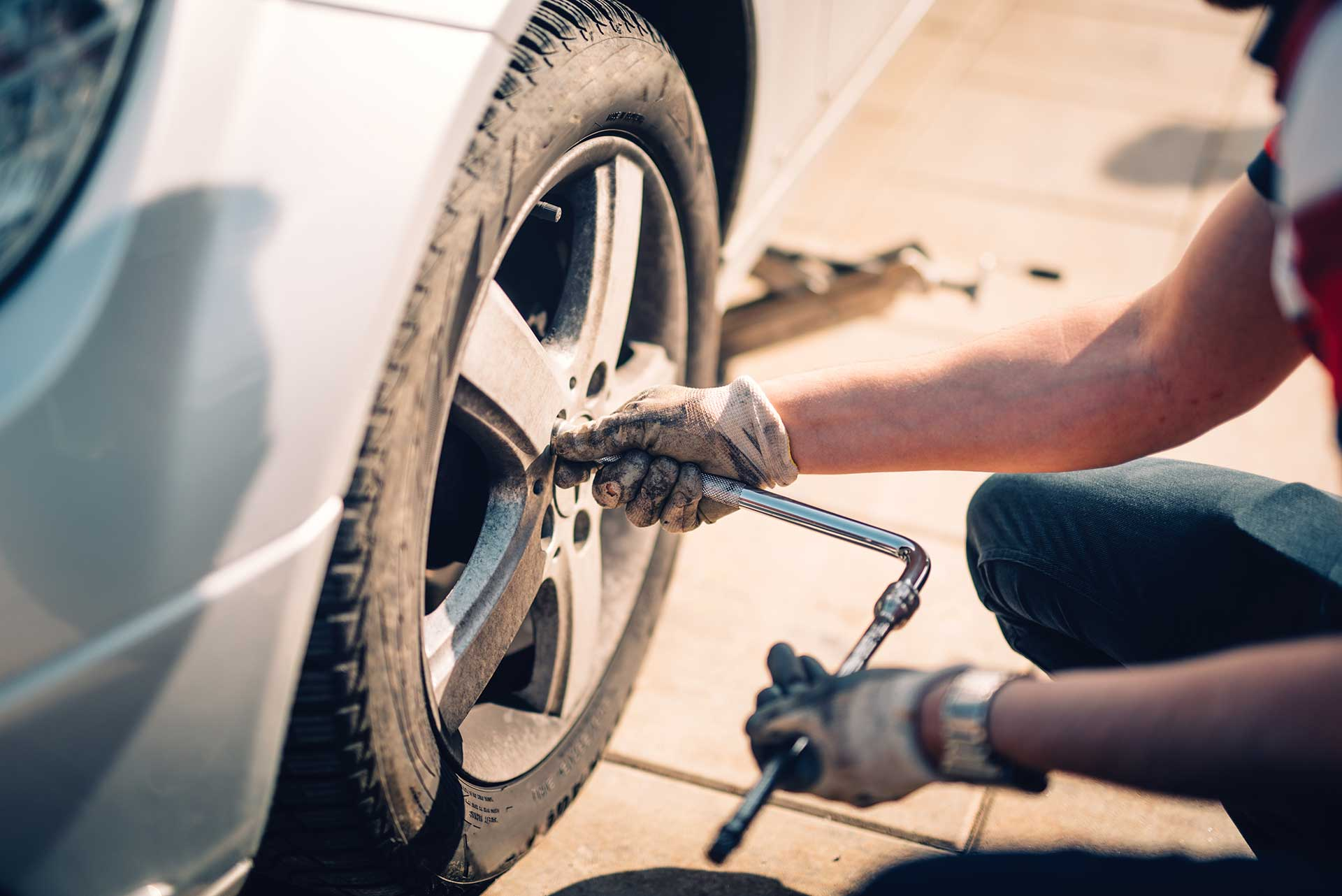 Tire repair and replacement in Pasco, WA also, serving Richland, WA and Tri-Cities area